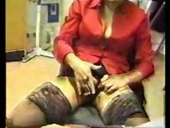 Turkish slut in black stockings