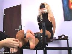 Czech Tickling - Helena a very interesting amateur video