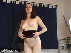 Mina naked sex extreme