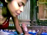 Indian bangla newly married village couple bj and bald cunt riding on top