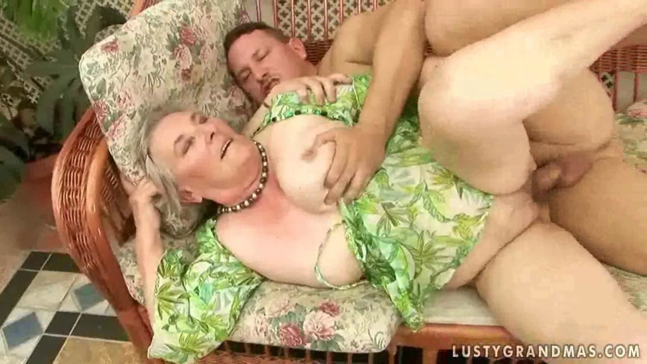 Fuck older busty woman in the ass