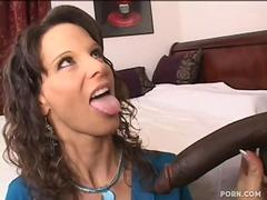 Syren De Mer having sex with hung BBC