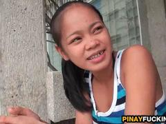 Foreplay With A Filipina For Cash