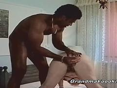 Sexy grannies in action