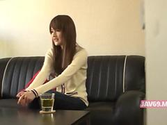 Japanese teacher does homework with a horny pupil