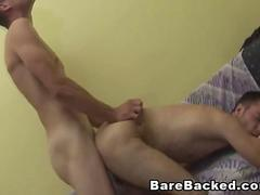 Bareback Gays Loves to Fuck hardcore in the Ass