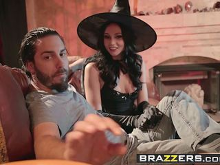 brazzers - real stories of women - scene dick or treat with ariana marie and johnny castle