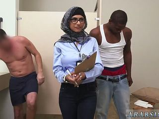 french arabic anal and black throat vs white my ultimate dick challenge