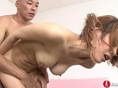 Exotic Japanese Squirting Milf