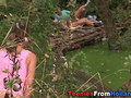 jizzy mouthed dutch teen extreme
