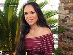 BANG Confessions - Daddys Girl Emily Mena Fucks The Hotel Staff