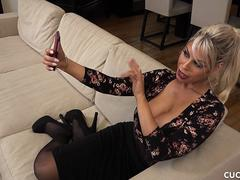 Bridgette B Just Wants Some Passion In Her Life So Her cuckold Husband Watches