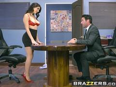 Brazzers - Big Tits at Work - Valentina Nappi Charles Dera - Pushing Boundaries - Trailer preview