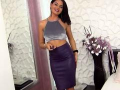 Step Sister Small Solo Girl Insterting E1