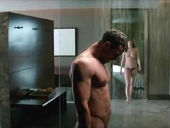 Dakota Johnson naked and tied in sex scenes