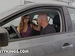 Reality Kings Main Channel - Kayla Paris Johnny Sins - Grinding It Out