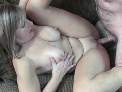 Swinging MILF Liisa takes a dick in her experienced pussy