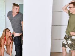 FamilyStrokes - Seduced and Fucked By My Stepmom