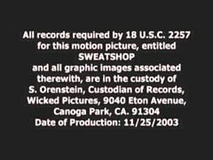 Sweatshop - Adult xxx Movie Starring: Kaylani Lei