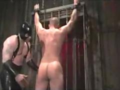 Gay men BDSM and lots of pain