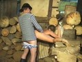 Russian village sex hard