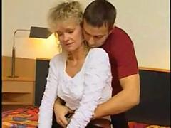 Very hairy german mature blonde casting tryout movie