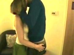 Amateur white motel wife gets BBC