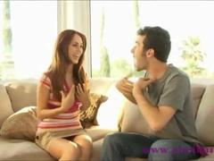Sweet cherrys  kiki vidis james deen film