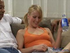Sharon Wild tastes dark meat