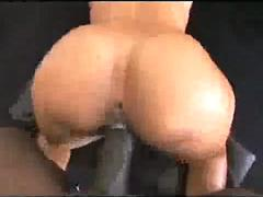 Ricki White and the huge black cock