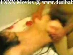 Indian College Girl Scandal With College Students