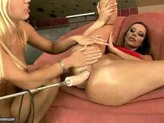 Debbie White getting her ass rammed
