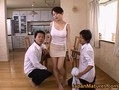 Miki Sato real Asian babe teases the pussy hungry dudes