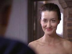Natascha McElhone of Californication full nude scene