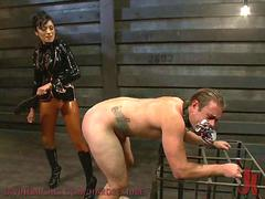Slave to Mistress Beretta James