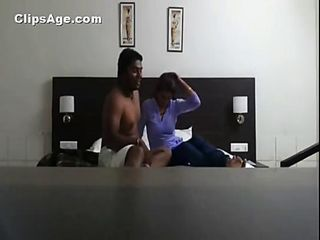 Indian desi Tamil secretary lady Tisha having hot fun with boss Adiyaman scandal video leaked series