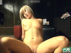Bela modelling gig leads into a hot porn tape