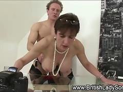 Lady Sonia gets rammed by her horny sub