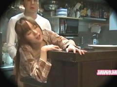 Beautiful hot japanese girl having sex segment 7