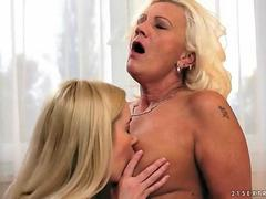 Grannies and Teens Nasty Sex Compilation