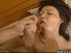 A slut gets ass fucked as punishment by her SM master