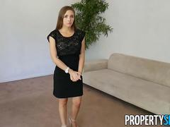 Client makes homemade sex video with hot young realtor