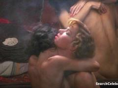 Brigitte Lahaie, Maite Maille and Annie Vincent - Henry and June