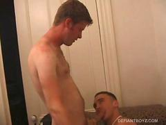 Young Nate and Trent Suck Cock and Fuck
