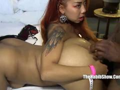 she cant take the dick kimberly chi rome major daisy red feature