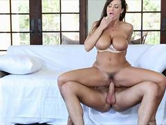 The Most Beautiful And Horny Big Tits Stepmom