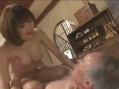Old Guy Banging Hot Japan Teen