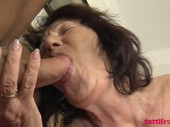 Hot slut euro mature Margaret home porn