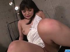 Nene Masaki top POv blowjob with hardcore sex