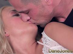 Dane Jones Patient lover gives blonde teen hardcore pounding she craves